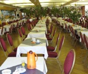 Diner en Ontbijt zaal-Ahorn-Berghotel-Friedrichroda
